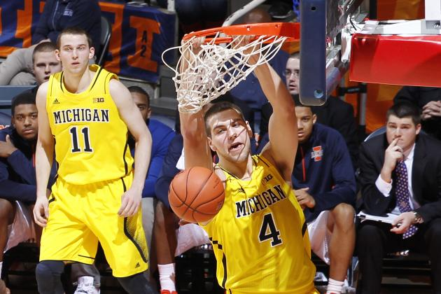 Michigan off to Best Start in Program History with 74-60 Win over Illinois
