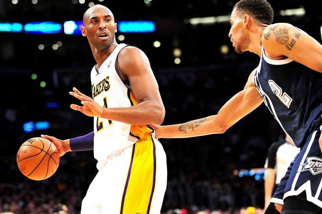 Mike D'Antoni Likes the New Kobe Bryant, but How Long Will It Last?