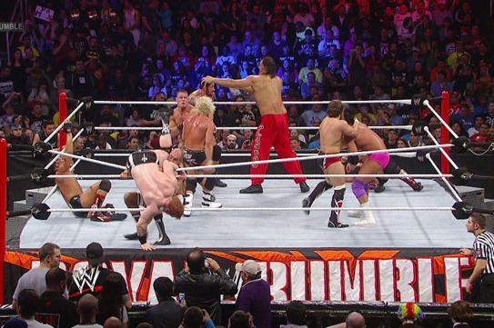 WWE Royal Rumble 2013 Results: Winners, Twitter Reaction and Highlights