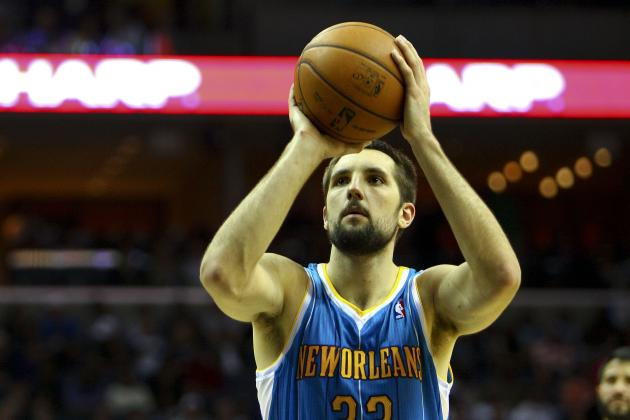 Ryan Anderson Scores 22 to Help New Orleans Hornets Past Grizzlies 91-83