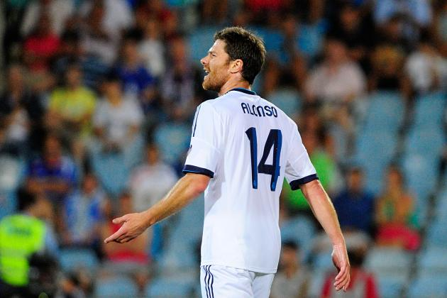 Real Madrid vs. Manchester United: Why Xabi Alonso Is the Key to a Madrid Win