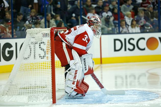 Detroit Red Wings: Has Jimmy Howard Become the New Face of the Red Wings?