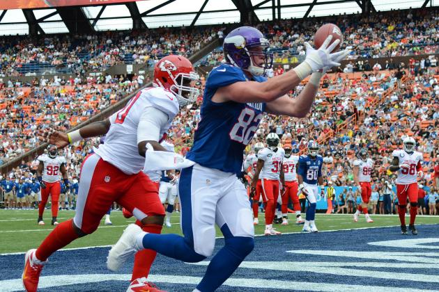 The Best Highlights from the 2013 NFL Pro Bowl