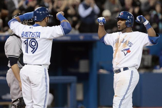 Could Toronto Blue Jays' Retooled Offense Shatter Home Run Record?