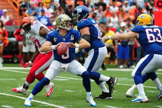 2013 NFL Pro Bowl Highlights: Saving the All-Star Game
