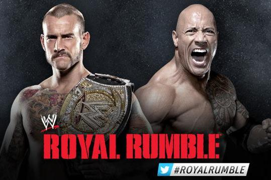 The Rock vs. CM Punk Results: Winner, Highlights and Recap from Royal Rumble PPV