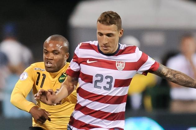 Fabian Johnson Injury Highlights USMNT Uncertainties with Outside Backs