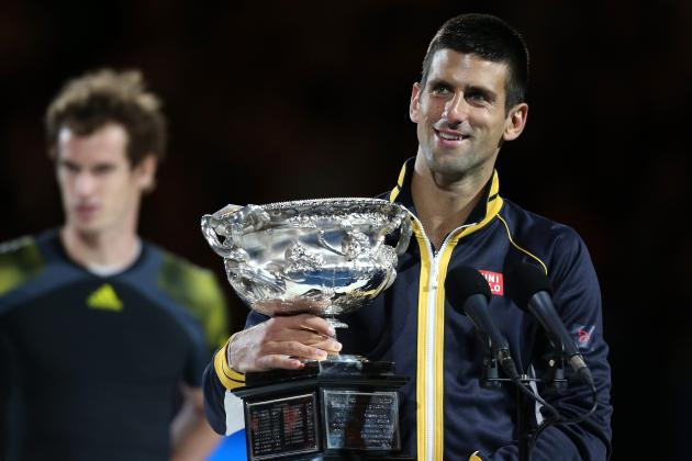 Australian Open 2013: Winners and Losers from Men's Side in Melbourne