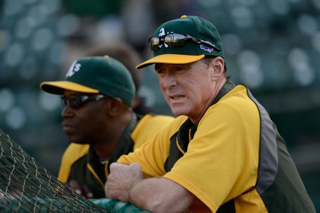 Outfield Surplus a Nice Problem for A's