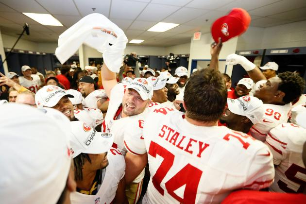 Staley: San Francisco 49ers 'addressed' Bourbon Street