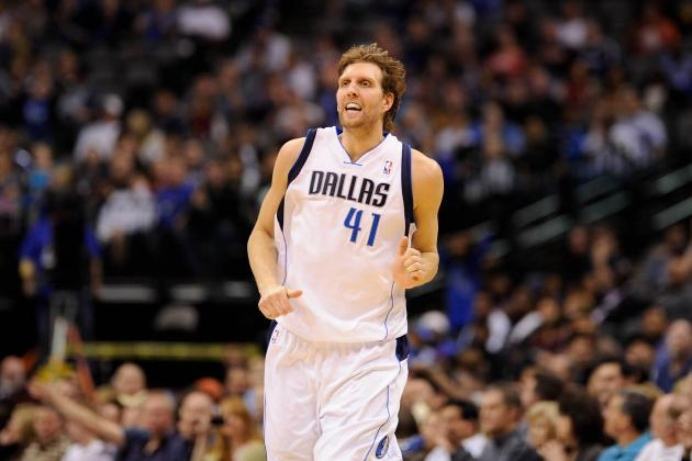 Dirk Nowitzki, Shawn Marion Power Mavs Past Suns, 110-95
