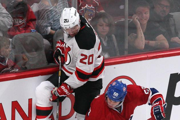 Devils Battle Back from Two-Goal Deficit