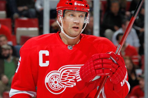 Detroit Red Wings: How Badly Will the Team Miss Having Nicklas Lidstrom in 2013?