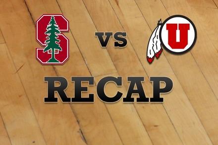 Stanford vs. Utah: Recap and Stats