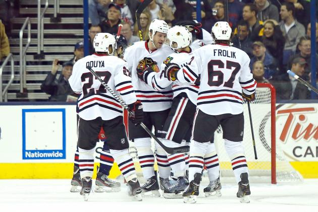 Chicago Blackhawks Face Tough Task Ahead on the Road