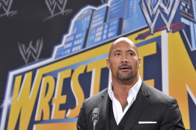 WWE Royal Rumble 2013: Comparing the Rock's Performance to WrestleMania 28