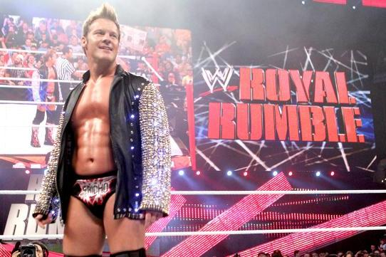 WWE Royal Rumble 2013: Will Chris Jericho's Return to the WWE Be Full-Time?