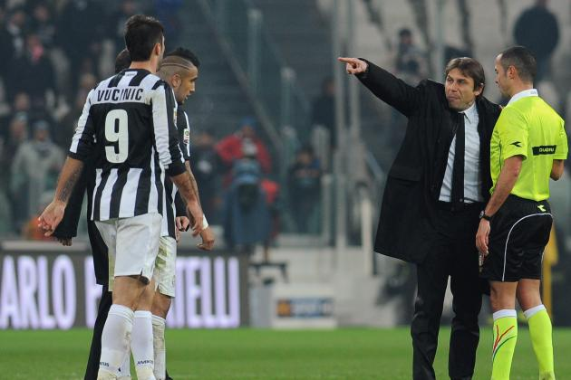 Juventus Sees a Hidden Hand at Work