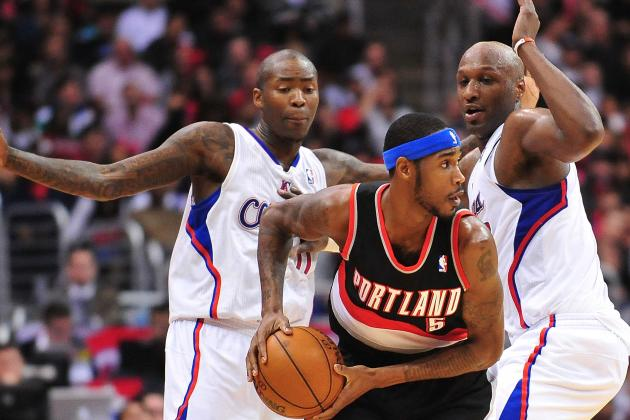 Rapid Reaction: Clippers defeat Blazers in rematch 96-83