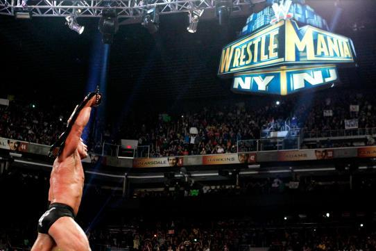 WWE Royal Rumble 2013 Results: Did CM Punk vs. The Rock Live Up to the Hype?