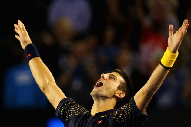 Novak Djokovic Defeats Andy Murray to Win 2013 Australian Open