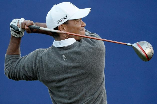 Tiger Woods Shows Signs of Old Self at Farmers Insurance Open