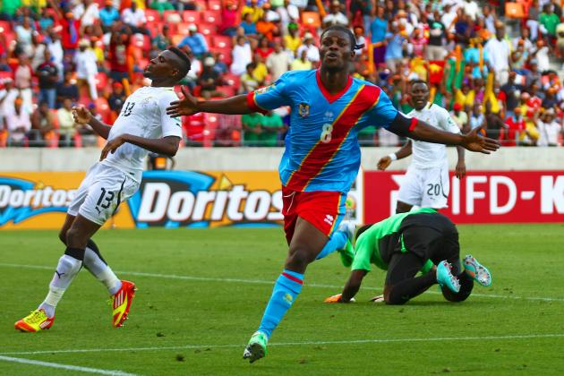 Ghana's Group B Clash: 2013 African Cup of Nations Live Score, Highlights, Recap