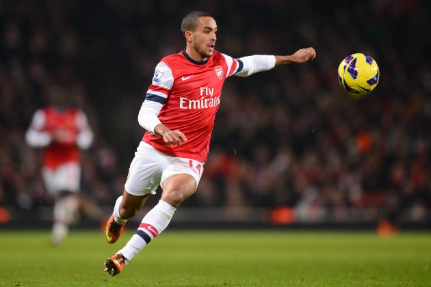 Why Did Arsenal Signing Theo Walcott Take so Long?