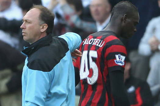 Mario Balotelli Set to Stay at Manchester City, Says David Platt