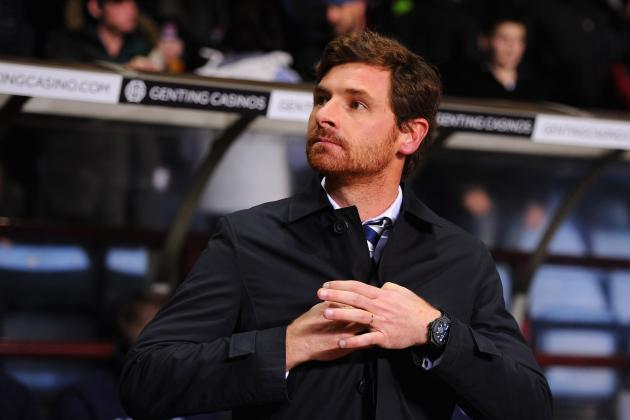 Why Andre Villas-Boas' Appointment Will Be Great for Tottenham Hotspur