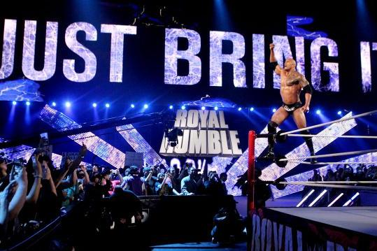 Royal Rumble 2013 Highlights: Ranking Best Moments from Historic PPV