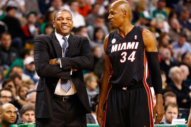 Ray Allen: 'I'll Always Be a Celtic'