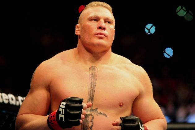 Brock Lesnar Reportedly Signs Extension with WWE Through WrestleMania 31