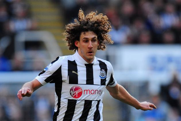 Fabricio Coloccini Gets Backing of NUFC Squad