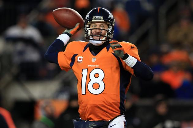 Peyton Manning Named 2012 AP Comeback Player of the Year