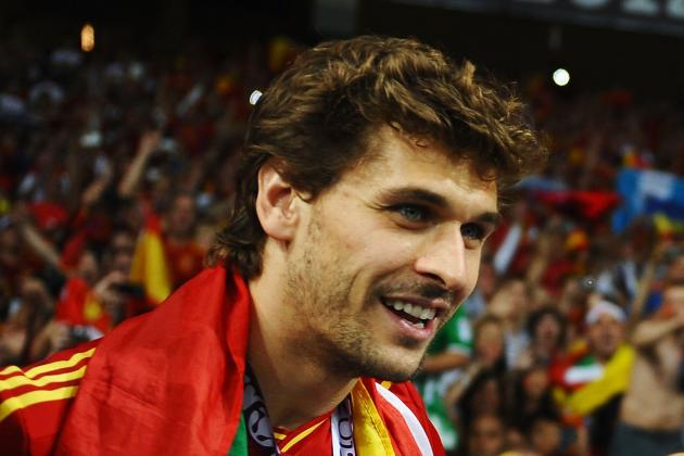 No Ligament Damage for Llorente