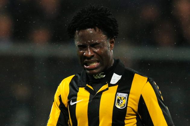 Newcastle Yet to Table Offer for Wilfried Bony, Says Vitesse Chief