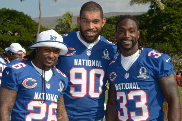 Bears' Defense on Display in Pro Bowl