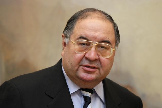 Alisher Usmanov: Thierry Henry Wants Me in Full Control of Arsenal