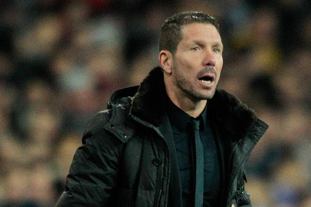 Simeone: 'Athletic Deserved Win'