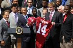 Obama Questions Safety in Football