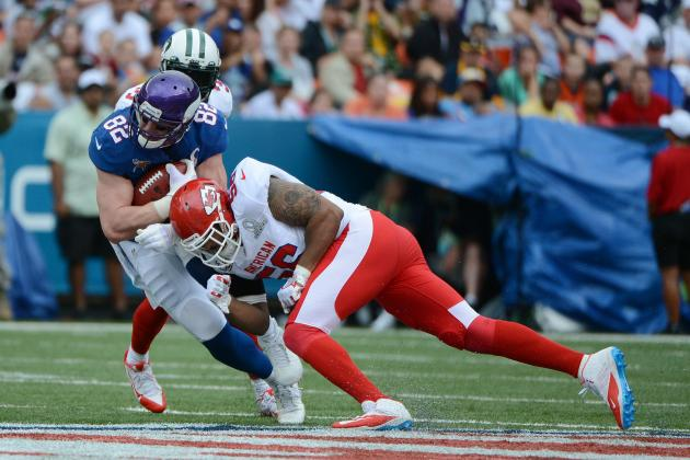 Longhorns Shine in Pro Bowl