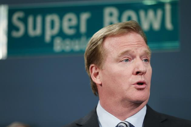 Poll: 61 Percent of Players Disapprove of Goodell's Performance
