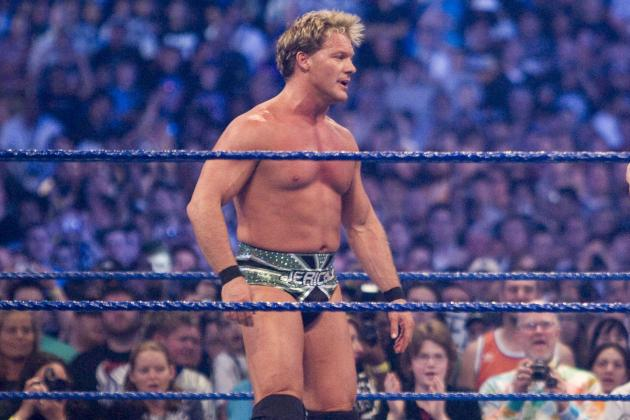 What Chris Jericho's Royal Rumble Return Means for WWE Future