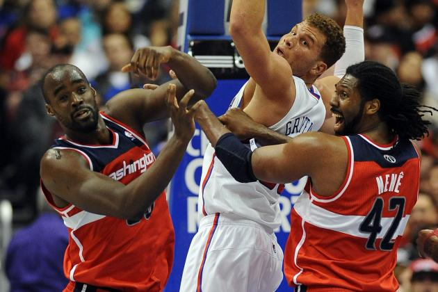 Wizards' Emeka Okafor Thriving While Starting Alongside Nene