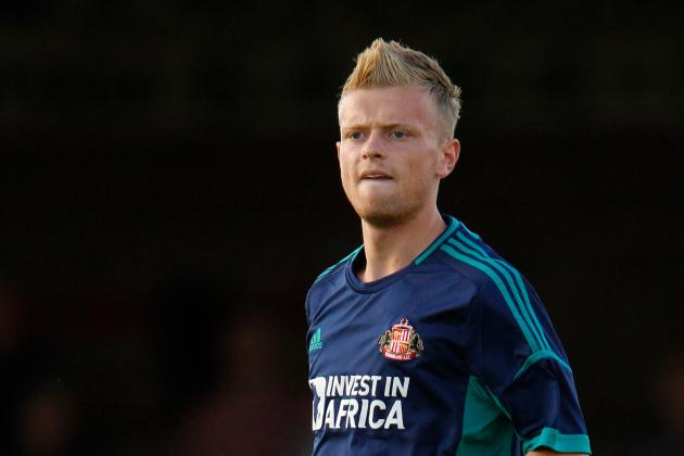 Report: Hearts Make Loan Offer for Sunderland Striker Ryan Noble