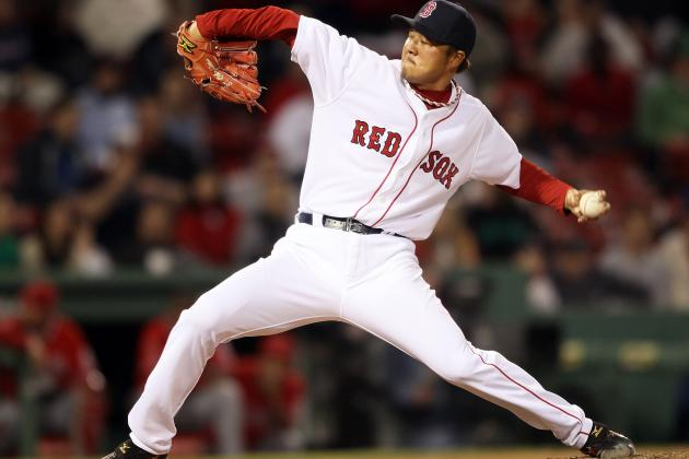 A's Interested in Former Red Sox Reliever Hideki Okajima