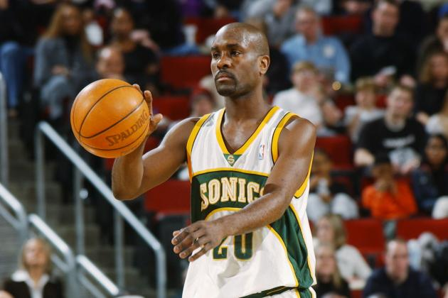 Gary Payton on Hall, Sonics, Trash Talking