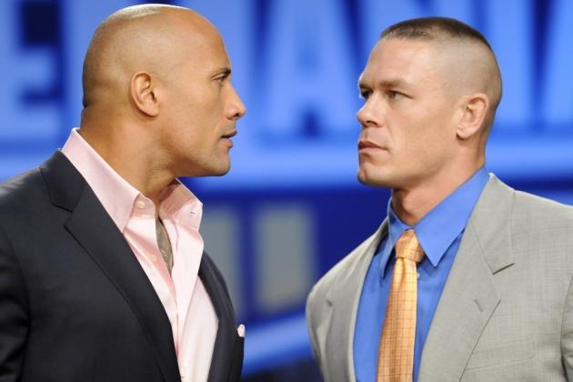 WWE: Why John Cena and the Rock Had to Win Last Night at the Royal Rumble