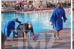 Suh Saves Comedian on 'Celebrity Diving'